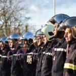 Réouverture de la caserne des sapeurs pompiers