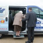 Mise en place du minibus pour nos aînés