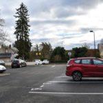 Création d'un parking pour les commerces en centre-ville