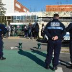 Doublement des effectifs de la police municipale